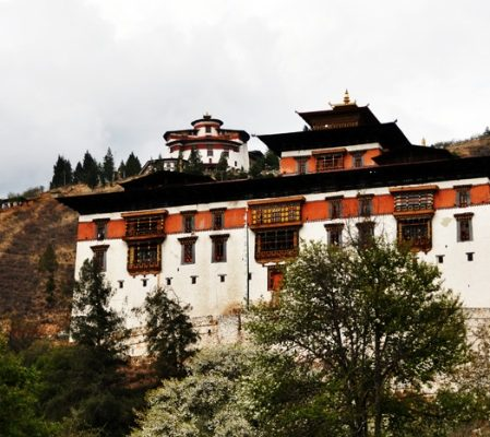dzongs-of-paro-bhutan