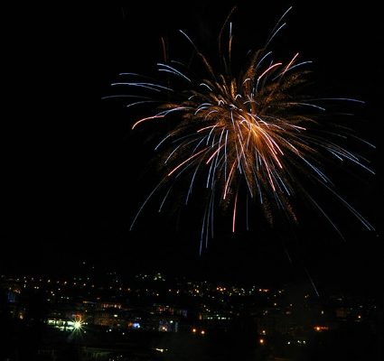 firework-in-thimphu-royal-wedding